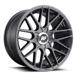 RSE Wheel by Rotiform Wheels - Matte Anthracite Finish