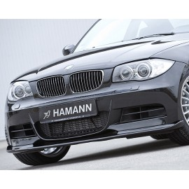 Competition Front Spoiler for BMW 1 Series 2007-2014 by Hamann Motorsport