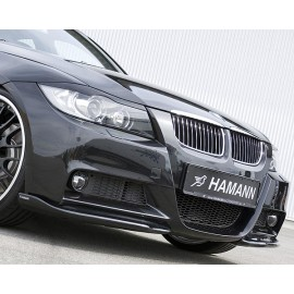 Front Spoiler 2-Piece for BMW 3 Series Sedan 2006-2008 by Hamann Motorsport