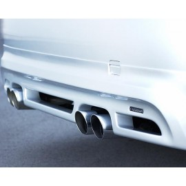 Rear Center Molding for BMW 3 Series 2006-2008 by Hamann Motorsport