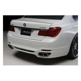 Trunk Wing for BMW 7 Series 2009-2017 by Wald International