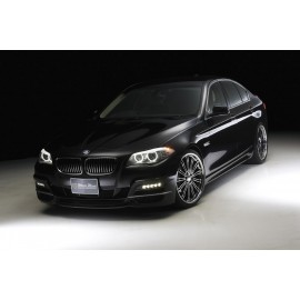 Front Bumper with LED Lamp for BMW 5 Series 2010-2017 by Wald International