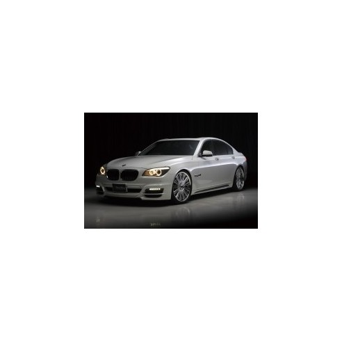 Front Bumper with LED Lamp for BMW 7 Series 2009-2017 by Wald International