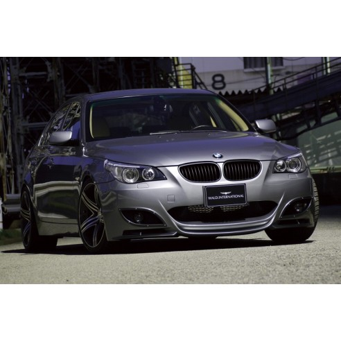 Front Bumper for BMW 5 Series 2004-2009 by Wald International