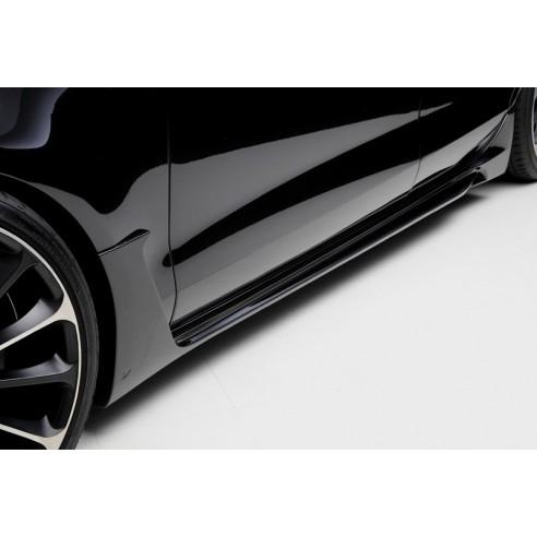 Side Skirt Set for Audi A7 Sportback 2011-2015 by Wald International