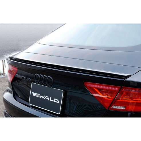 Trunk Wing for Audi A7 Sportback 2011-2015 by Wald International