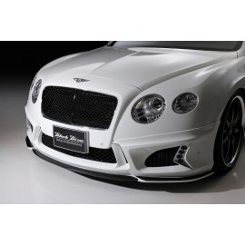Front Half Bumper with LED Lamp for Bentley Continental GT 2012-2016 by Wald International