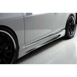 Side Skirt Set for Bentley Continental GT 2012-2016 by Wald International