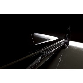 Side Skirt Set for Bentley Continental GT 2004-2011 by Wald International