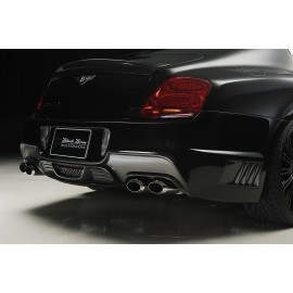 Rear Apron for Bentley Continental GT 2004-2011 by Wald International