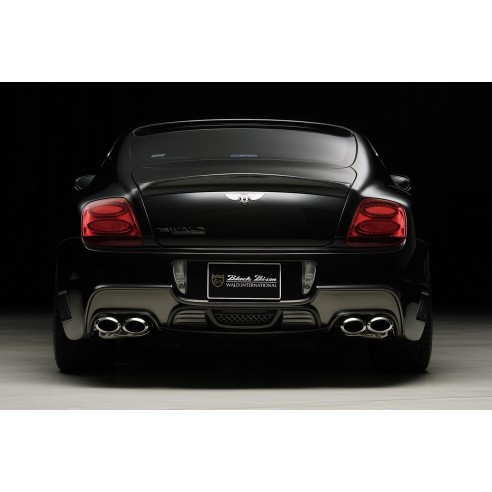 Carbon Fiber Trunk Wing for Bentley Continental GT 2004-2011 by Wald International
