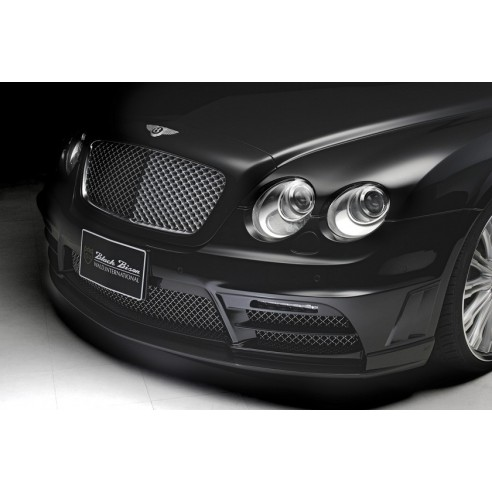Front Bumper with LED Lamp for Bentley Continental Flying Spur 2005-2013 by Wald International
