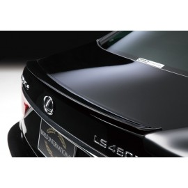 Trunk Spoiler for Lexus LS F-Sport 2013-2016 by Wald International