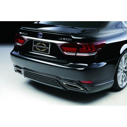 Trunk Spoiler for Lexus LS 2013-2016 by Wald International