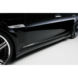 Side Skirt Set for Lexus LS 2010-2012 by Wald International