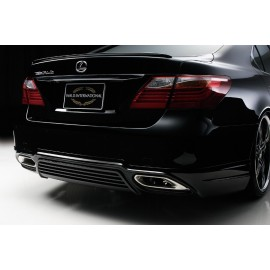 Rear Apron for Lexus LS 2010-2012 by Wald International
