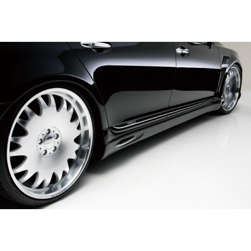 Side Skirt Set for Lexus LS 2007-2009 by Wald International