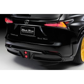 Rear Apron for Lexus NX F-Sport 2015-2017 by Wald International