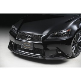 Front Apron for Lexus GS F-Sport 2013-2017 by Wald International