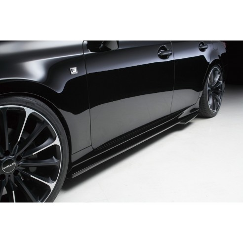 Side Skirt Set for Lexus GS F-Sport 2013-2017 by Wald International