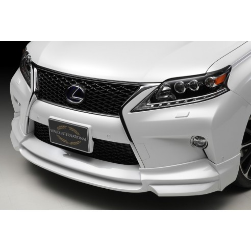 Front Apron for Lexus RX F-Sport 2013-2016 by Wald International