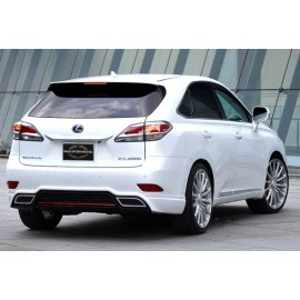 Rear Hatch Spoiler for Lexus RX F-Sport 2013-2016 by Wald International