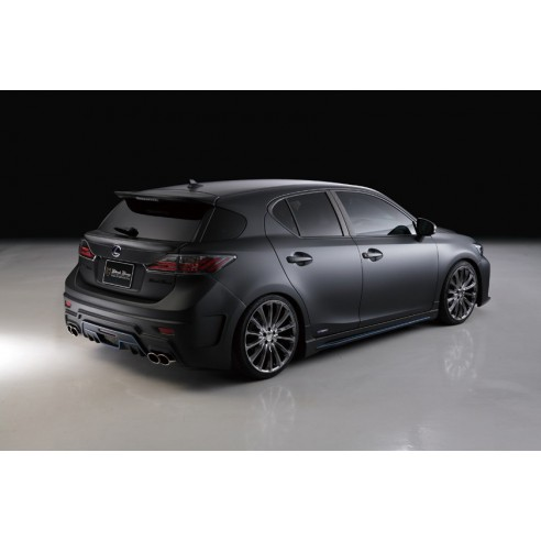 Side Skirt Set for Lexus CT 2011-2016 by Wald International