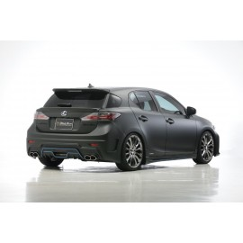 Rear Hatch spoiler for Lexus CT 2011-2016 by Wald International