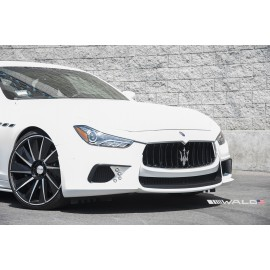 Front Half Bumper Apron for Maserati Ghibli 2014-2016 by Wald International