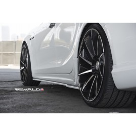 Side Skirt Set for Maserati Ghibli 2014-2016 by Wald International