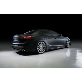 Rear Apron for Maserati Ghibli 2014-2016 by Wald International