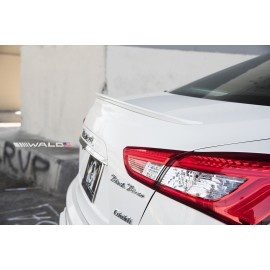 Trunk Spoiler for Maserati Ghibli 2014-2016 by Wald International