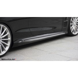 Side Skirt Set for Mercedes-Benz S Class Coupe 2015-2016 by Wald International