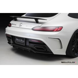 Rear Bumper for Mercedes-Benz AMG GT S 2015-2016 by Wald International