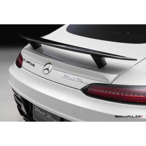 Trunk Spoiler for Mercedes-Benz AMG GT S 2015-2016 by Wald International