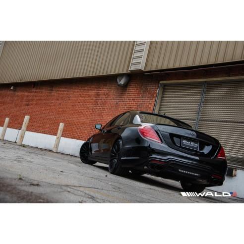 Trunk Spoiler for Mercedes-Benz S Class Sedan 2014-2016 by Wald International