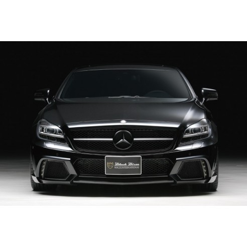 Front Bumper with LED Lamp for Mercedes-Benz CLS-Class 2012-2014 by Wald International