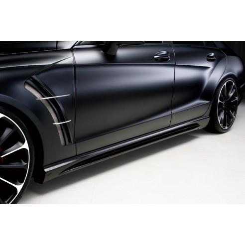 Side Skirt Set for Mercedes-Benz CLS-Class 2012-2014 by Wald International
