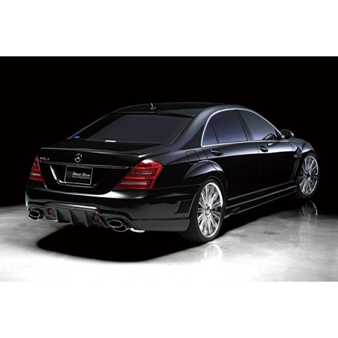 Roof Spoiler for Mercedes-Benz S Class Sedan 2010-2013 by Wald International
