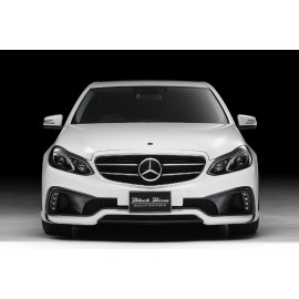 Front Bumper with LED Lamp for Mercedes-Benz E Class Sedan 2014-2016 by Wald International