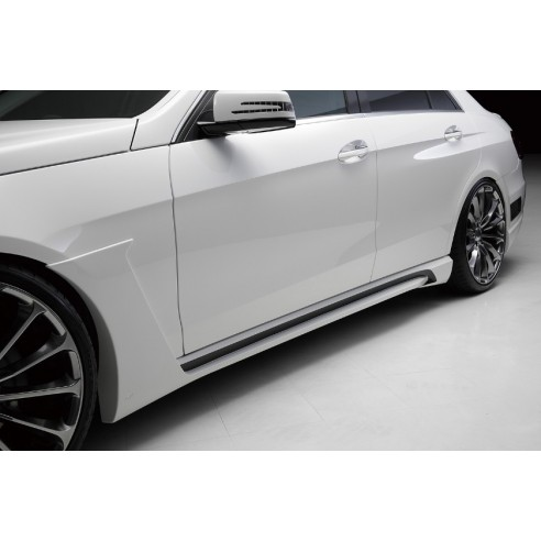 Side Skirt Set for Mercedes-Benz E Class Sedan 2014-2016 by Wald International