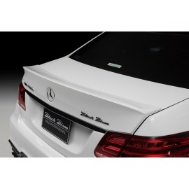 Trunk Spoiler for Mercedes-Benz E Class Sedan 2014-2016 by Wald International