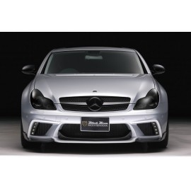 Front Bumper with LED Lamp for Mercedes-Benz CLS-Class 2006-2011 by Wald International