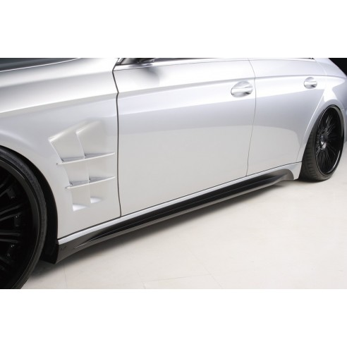 Side Skirt Set for Mercedes-Benz CLS-Class 2006-2011 by Wald International