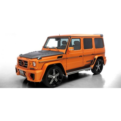 Sport Fender Set for Mercedes-Benz G-Class 2003-2012 by Wald International