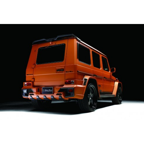 Rear Bumper for Mercedes-Benz G-Class 2003-2012 by Wald International