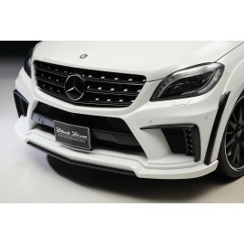 Front Bumper with LED Lamp for Mercedes-Benz M-Class 2012-2016 by Wald International