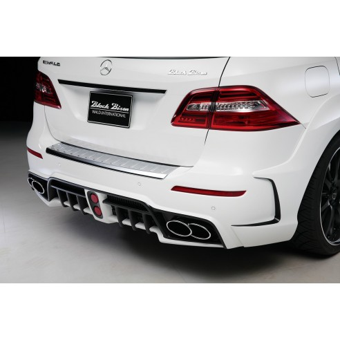 Rear Bumper with LED Lamp for Mercedes-Benz M-Class 2012-2016 by Wald International