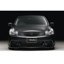 Front Half Bumper for Infiniti G37 Sedan 2007-2009 by Wald International