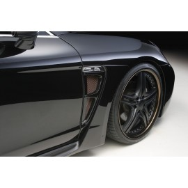 Rear Fender Arch Set for Porsche Panamera 2010-2013 by Wald International